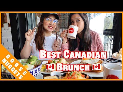 brunch in canada