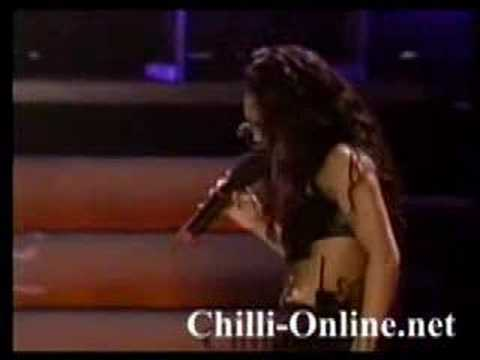 "Chilli - ""I Miss You So Much"" (TLC Live)"