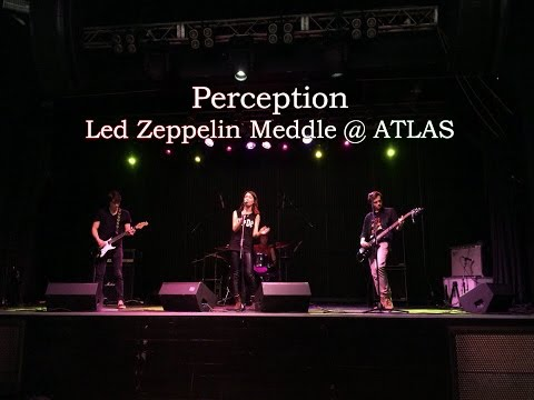 Perception - Led Zeppelin Meddle @ Atlas 06.12.15.