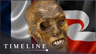 The Fabulous Story Of The Mummified Maori Head (New Zealand History Documentary) | Timeline
