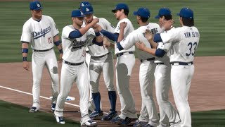 MLB 14 The Show (PS4): 2014 NLDS Game 1 - Dodgers vs Cardinals Sim
