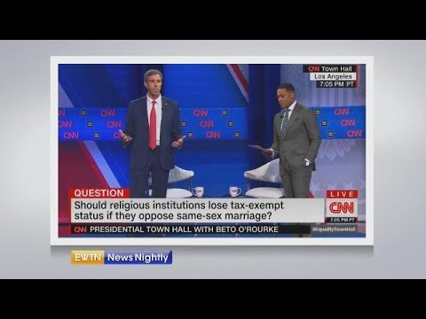 Conservatives respond to O'Rourke - EWTN News Nightly
