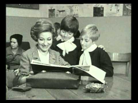 La famiglia Benvenuti 1968 6x6