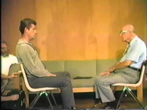 Carl Rogers meets with Steve
