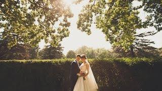 Красивая свадьба в Минске с выездной регистрацией! Фото: Студия