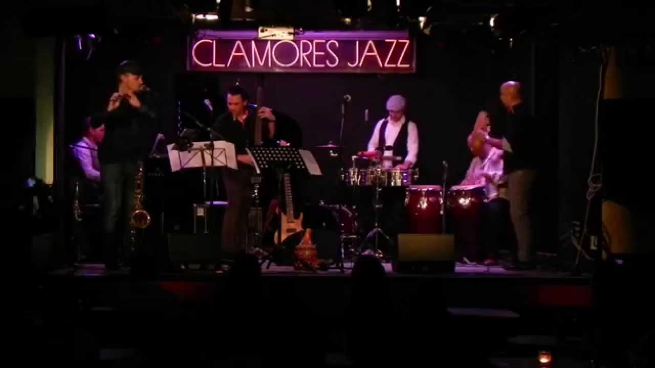 Proyecto Cuba All Stars Concierto Sala Clamores Madrid