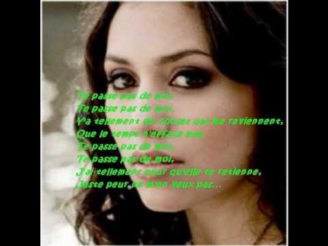Judith - Te passe pas de moi (+lyrics)