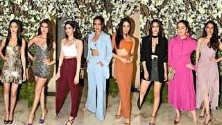 Bollywood Actress At Manish Malhotra House Party