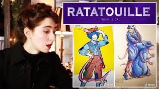 Former Broadway Costumer Reviews Ratatouille The Musical Costumes