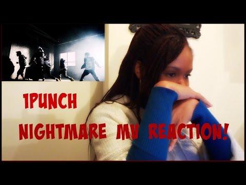 1Punch Nightmare MV Reaction