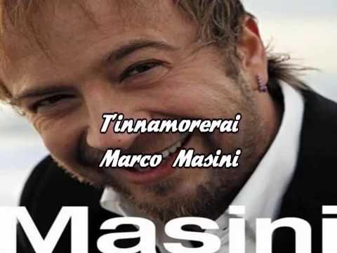 TI  INNAMORERAI . Marco Masini   KARAOKE -Syncro By-Steva2000 VIDEOKARAOKEMANIA