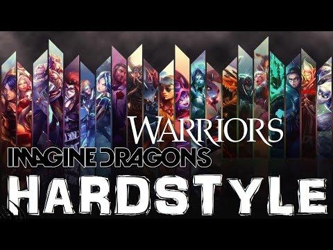 Imagine Dragons - Warriors ( SUBJAX hardstyle remix )