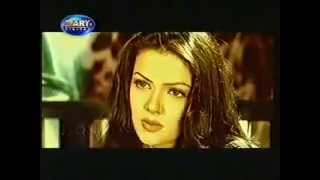 "stunning MONA LISA IN DRAMA SERIAL ""TAQDEER"""