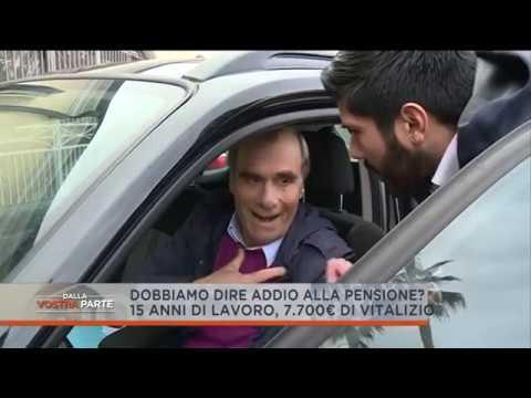 Intervista Borrello su vitalizio