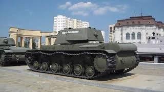 Музей военной техники. Танки