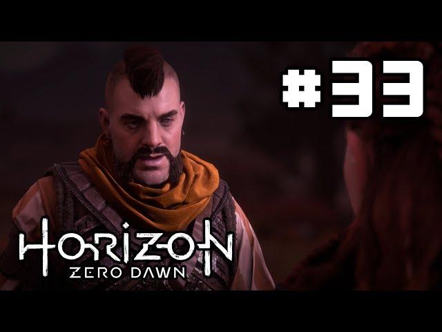 Horizon Zero Dawn - EP 33 - Who Killed Erend's Sister? The Investigation