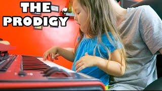 THREE YEAR OLD PRODIGY! (5.7.16 - DAY 873) DAILY VLOG