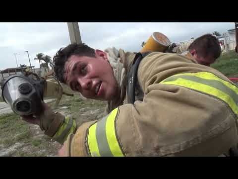 Class 106 Palm Beach State Fire Academy  HD(official Video)