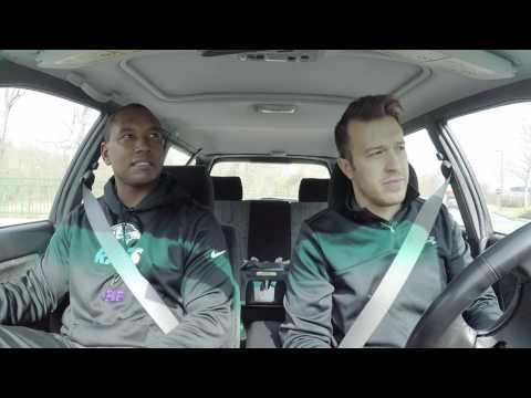 Coaches In Cars Having Coffee: Bobby Engram | Baltimore Ravens
