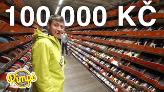 JAK Z 1 KORUNY UDĚLAT 100.000 KČ - VZÁCNÉ BOTY! (Den 7)