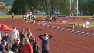 800 м. 1 забег. Открытый Кубок Санкт-Петербурга по лёгкой атлетике 1998 и старше.