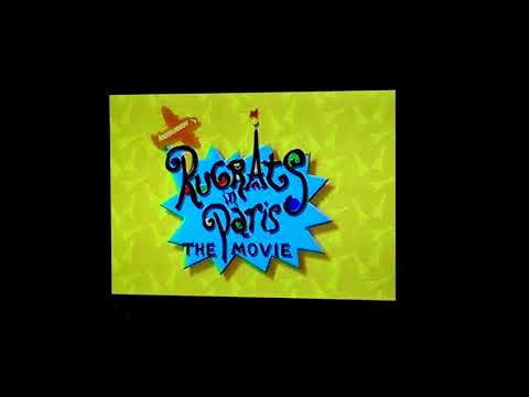 Opening To Blue's Clues: Blue's Big Musical Movie 2000 VHS