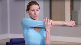 Суставная гимнастика - комплекс без противопоказаний! Простые упражнения дома. Йога в Новосибирске