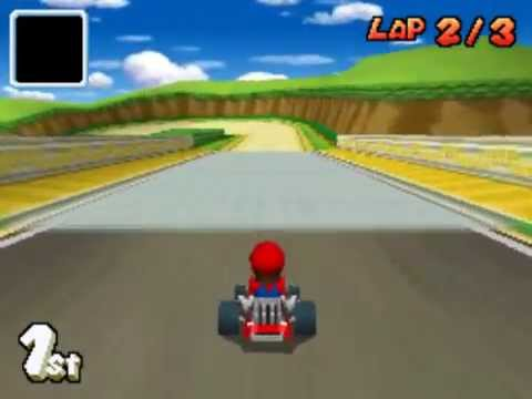 mario kart ds beta gcn mario circuit old mario gc youtube. Black Bedroom Furniture Sets. Home Design Ideas