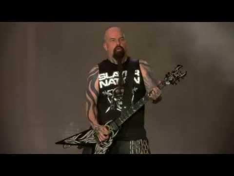Slayer Wacken 2014 - 10 Seasons in the Abyss