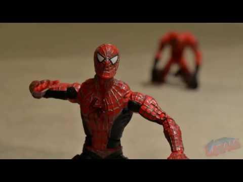 Человек паук мультфильм для детей 8 лет