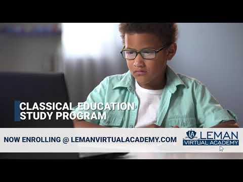 Leman Virtual Academy Enrollment 2021-2022