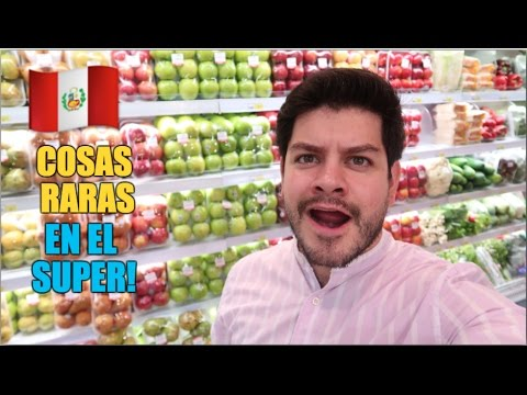 VAMOS AL SUPERMERCADO EN PERU | Benshorts