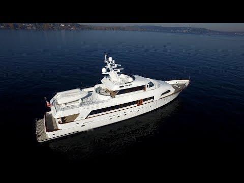 "Christensen 126' ""Afterglow"" for sale with Alexander Marine"