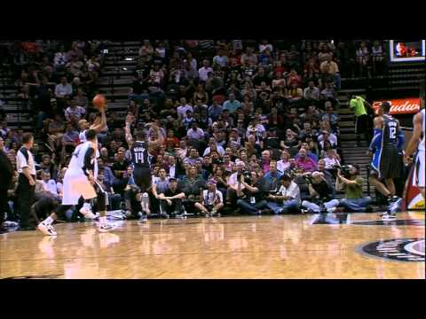 Nightly Notable: Tony Parker Burns the Magic