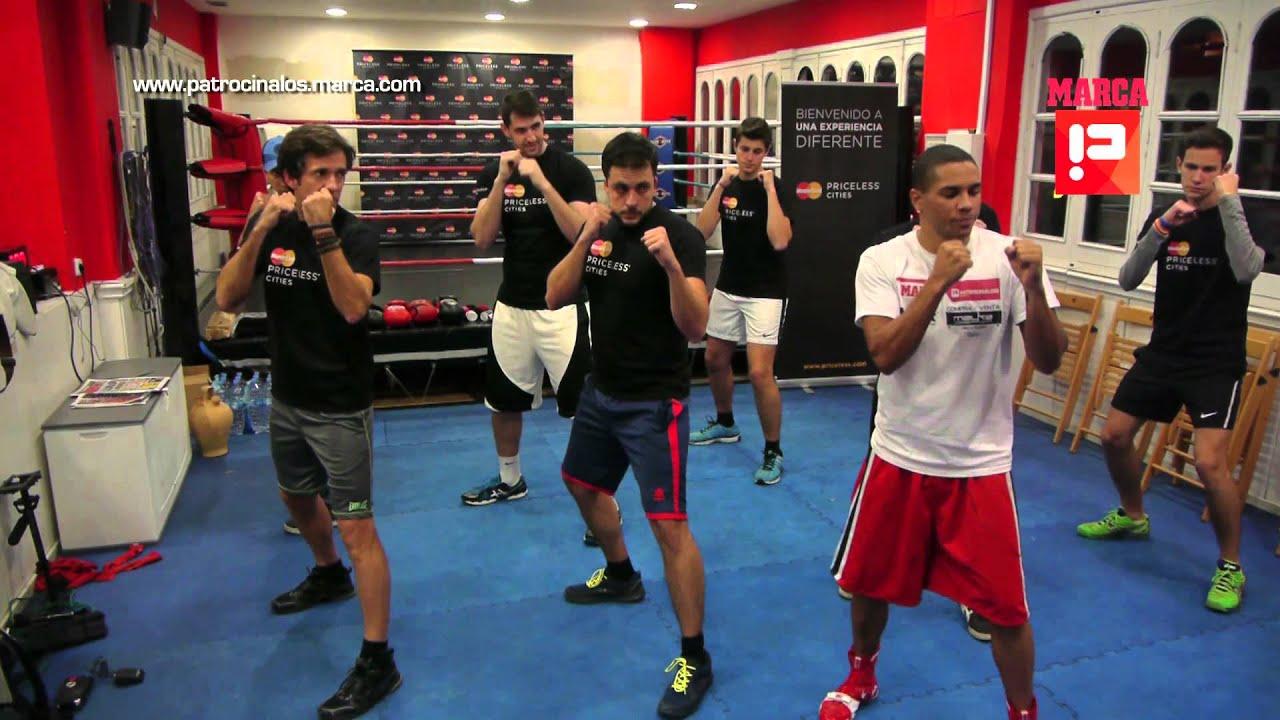 U00bfc U00f3mo Entrena Un Boxeador Profesional   U0026 39 Maravilla U0026 39  Alonso