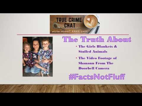 Chris Watts - The Truth About The Blankets & Stuffed Animals