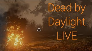 Dead by Daylight live gameplay (Fea1, Kryptic_ Moore)