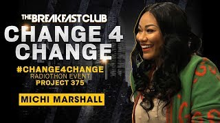 Michi Marshall Talks Husband Brandon Marshall's Mental Illness And Why They Started Project 375