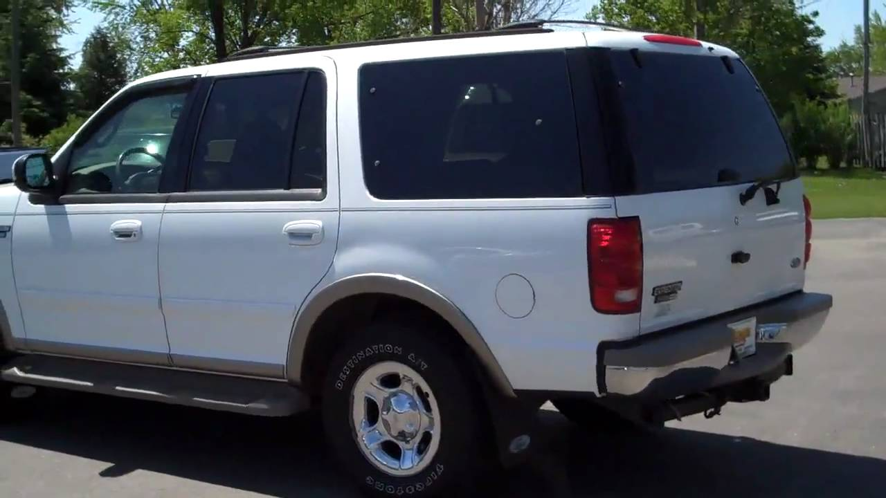 2000 Ford Expedition Eddie Bauer >> 2000 Ford Expedition Eddie Bauer Edition - YouTube