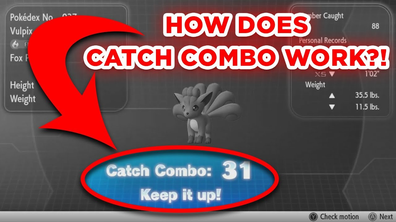 04c719cbfa19 HOW THE NEW CATCH COMBO HUNTING METHOD WORKS!