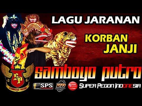 KORBAN JANJI (Jaranan) Cover Voc IKA Lovers - SAMBOYO PUTRO Live POJOK Tanjungkalang 2018