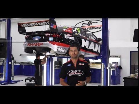 DJR Team Penske - Sydney SuperSprint Video Preview