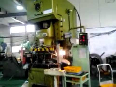 Press Machine Operator Youtube