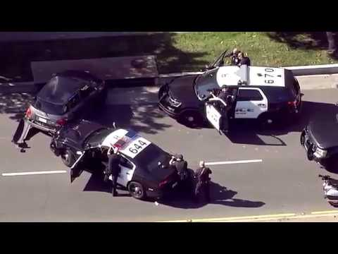 Police Leave Glassell Park Home Following Pursuit, Standoff Without Making Any Arrests