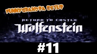 ГЛАВНЫЙ ШТАБ - Return to Castle Wolfenstein #11