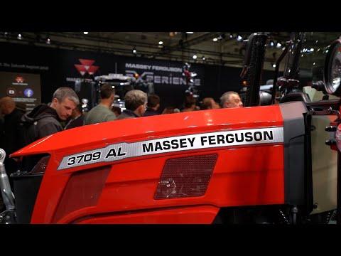 Yılın Traktörü Finalisti MASSEY FERGUSON 3709 AL TOTY Finalist | Agritechnica 2019