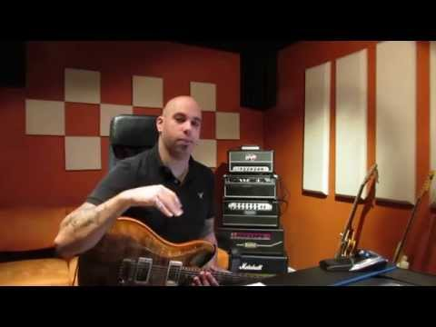 Pro studio musician Doron Zor - Country guitar session for Steve Rivers