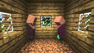 Minecraft: Przeciętny dzień z życia NPC