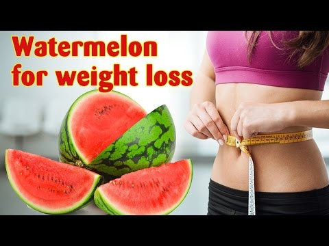 The truth about the benefits of watermelon for weight loss