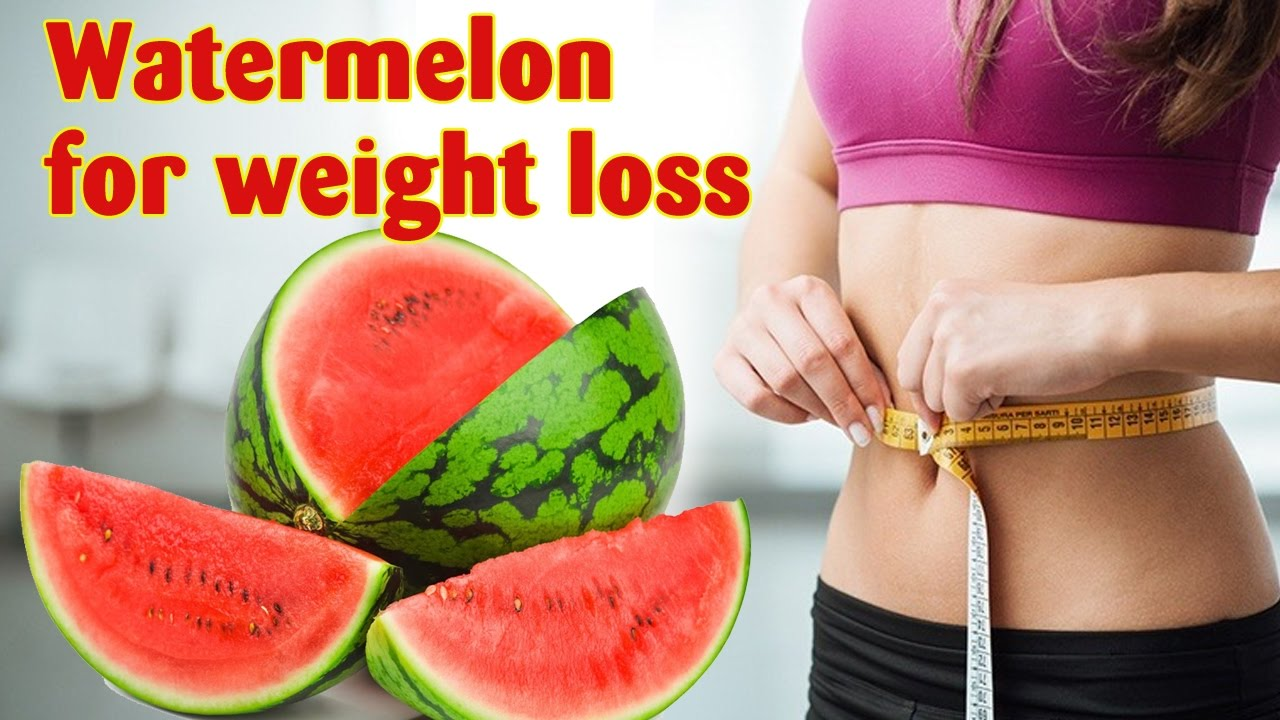 are watermelons good for diet